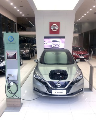 Nuevo Nissan Leaf disponible en AutoFerro